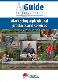 Marketing ag products and services - cover image