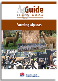 Farming alpacas publication image