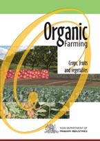 Organic farming - crops