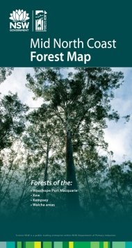 Mid North Coast Forest Map | Forestry Corporation of NSW