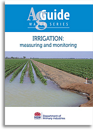 Irrigation bookcover