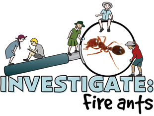 investigate fireants logo