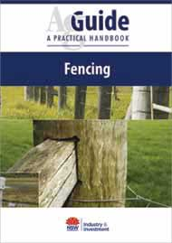 Fencing AgGuide cover