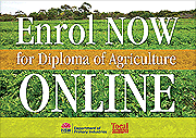 Link to diploma of agriculture page