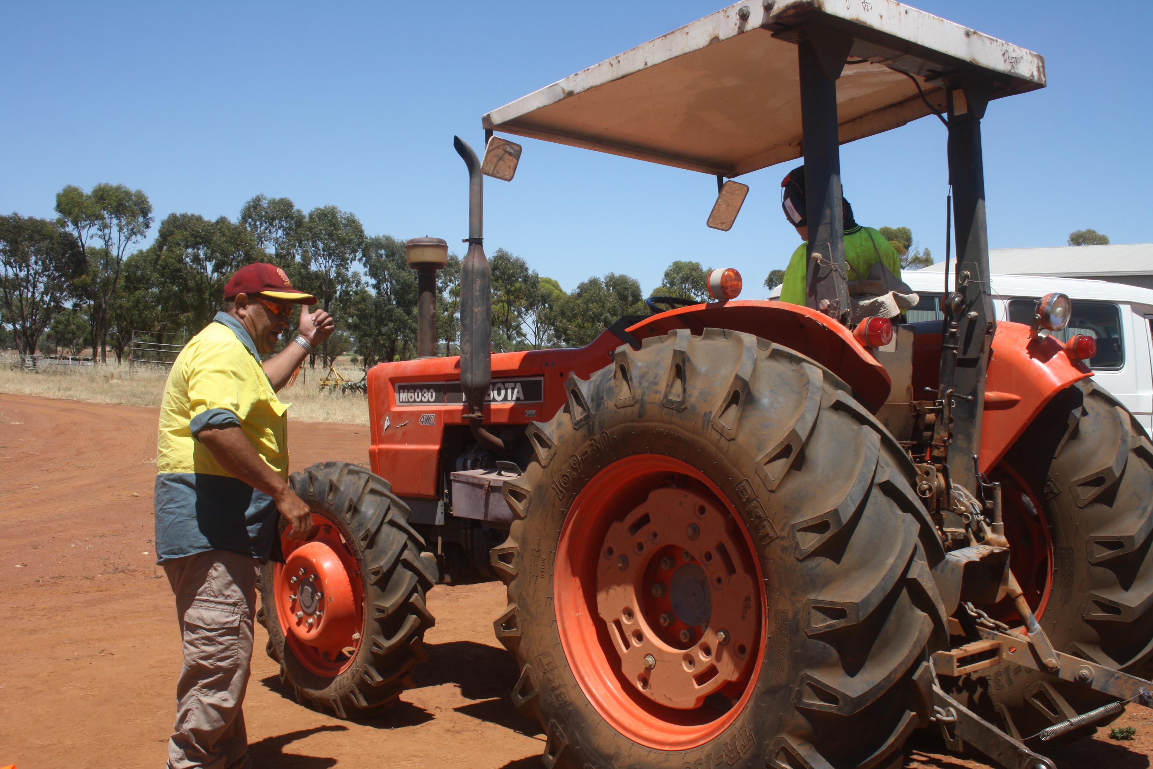 Yanco Tractor