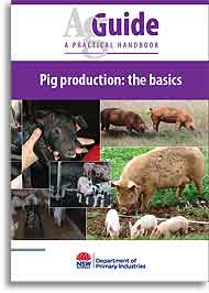 Pig production book cover image