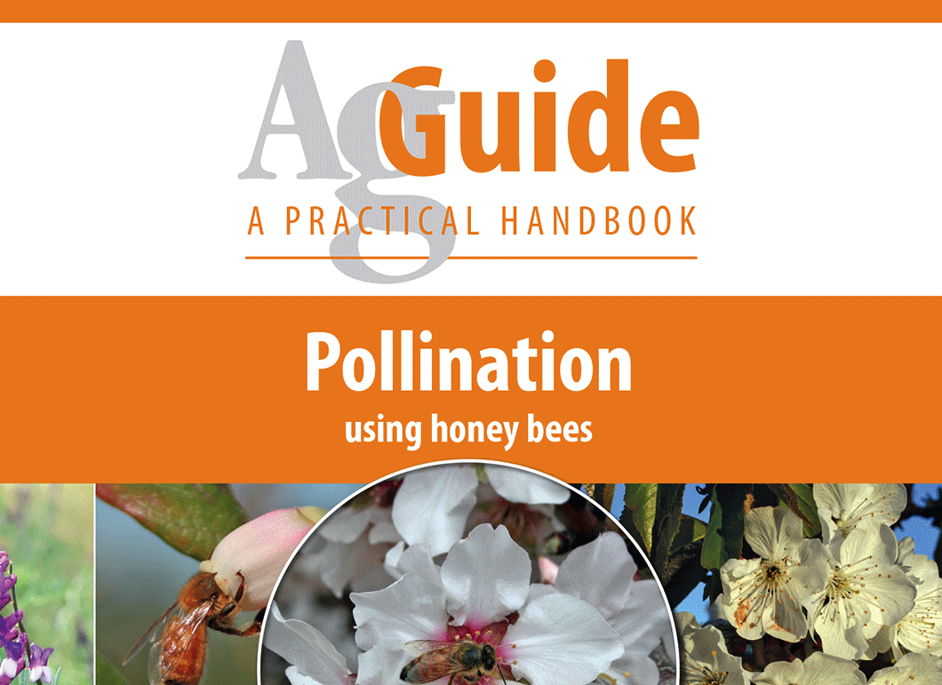 Top of Pollination Book Cover