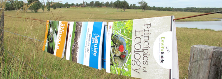 Tocal books are high quality, accurate and reliable references on all aspects of agriculture and land management.