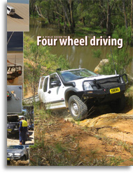 Four wheel driving book cover image