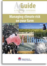 Managing climate risk on your farm