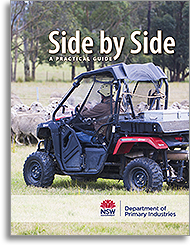 Side by side book cover