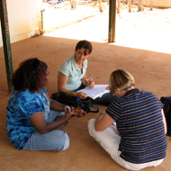 A skills recognition interview in Western Australia
