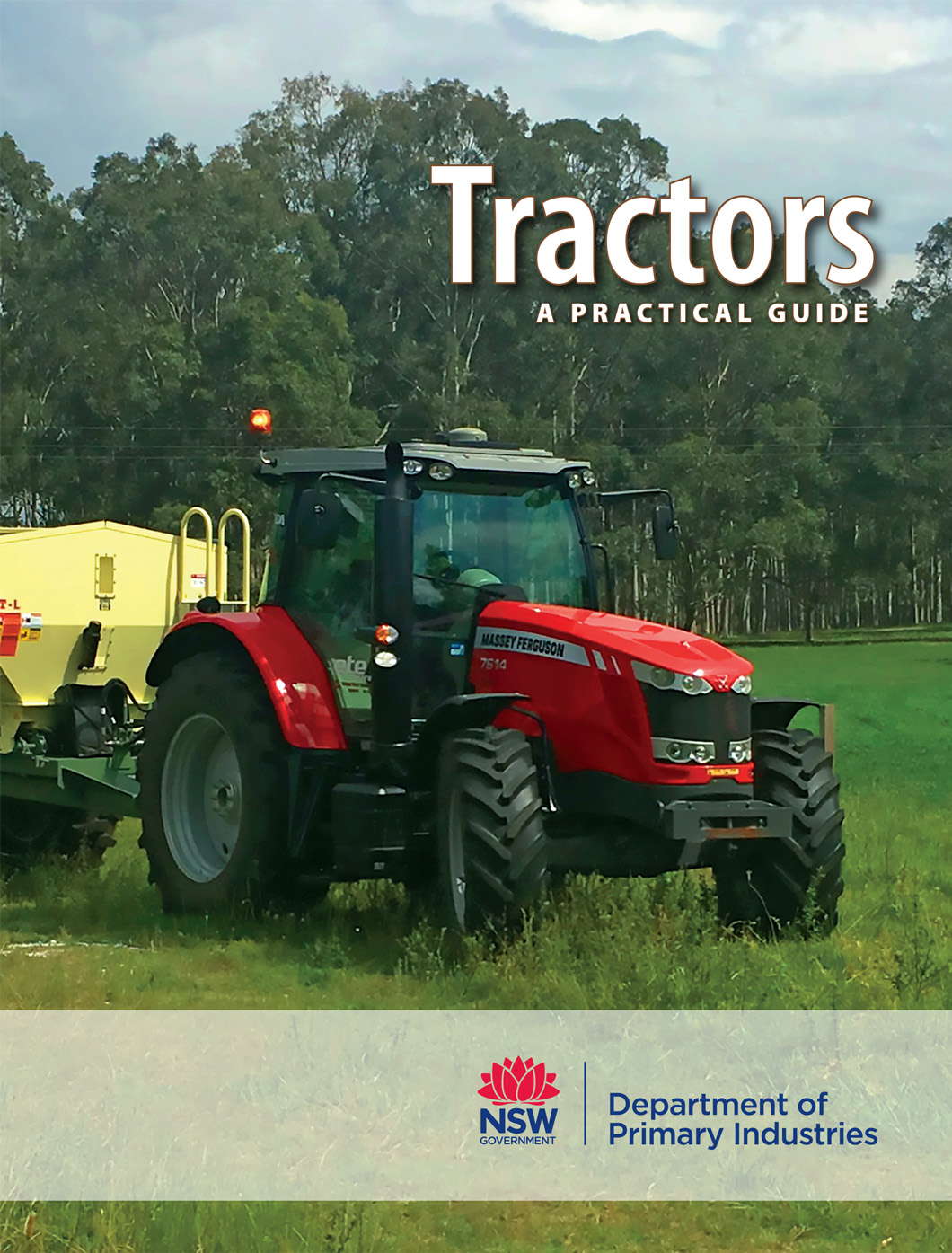 Tractor guidebook