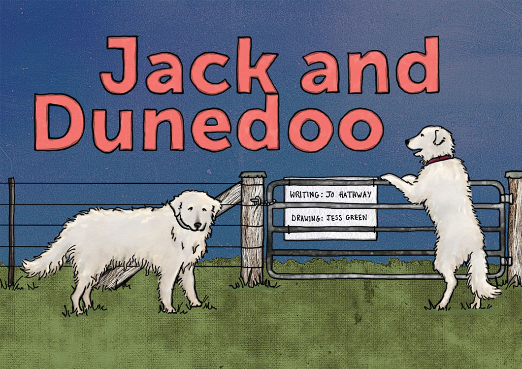 Cover of Jack and Dunedoo