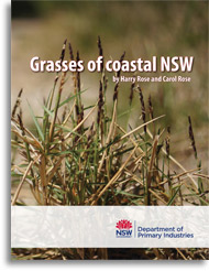 Grasses of coastal NSW bookcover image