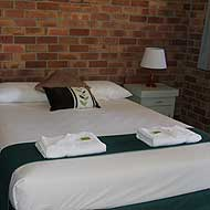 Glendarra 2 accomodation at Tocal, bunk room